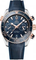 Omega Seamaster Planet Ocean 600M Co-Axial Master Chronographe Two Tone 215.23.46.51.03.001