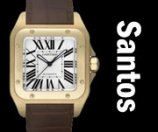 Replique Cartier Santos