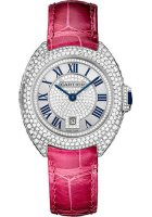 Cartier Cle De Cartier Replique Montre WJCL0017