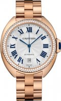 Cle de Cartier Replique Montre WJCL0009