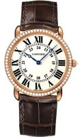 Cartier Ronde Louis Femme Replique Montre WR000651