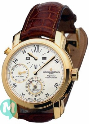 Vacheron Constantin Malte Dual Time Regulator Automatique Homme 42005/000J-8901