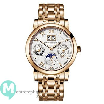 A.Lange & Sohne Grand Langematik Perpetuel 310.232 Automatique Rose Or