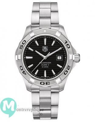 TAG Heuer Aquaracer Calibre 5 Black Automatique WAP2010.BA0830