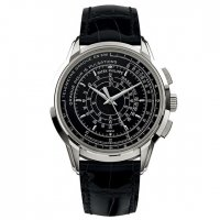 Patek Philippe 175th Anniversary Multi-Scale Chronographe 5975P-001