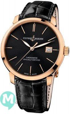 Ulysse Nardin San Marco Classico automatique 40mm 8156-111-2/92