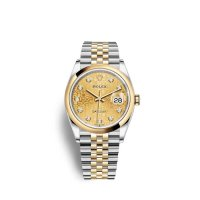 Copie Montre Rolex Datejust 36 Oystersteel M126203-0033