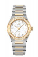Copie Montre OMEGA Constellation Acier or jaune 131.25.29.20.55.002