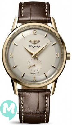Longines Flagship Heritage 60th Anniversary L4.817.6.76.2