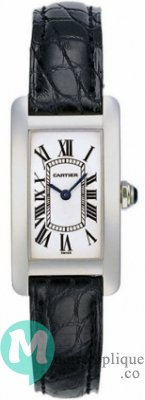 Cartier Tank Americaine Femme Replique Montre W2601956