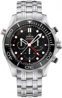 Omega Seamaster Diver 300m Co-Axial GMT Chronographe 44mm 212.30.44.52.01.001