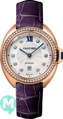 Cle de Cartier Replique Montre WJCL0038