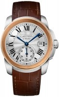 Calibre de Cartier 38mm Or rose Hommes W2CA0002