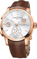 Ulysse Nardin Dual Time Manufacture 42 mm 3346-126/91