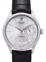 Rolex Cellini Date en or blanc 50519 sbk