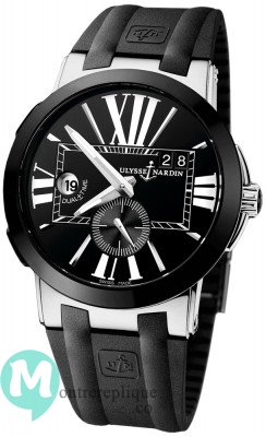Ulysse Nardin Executive Dual Time 43mm Hommes 243-00-3/42