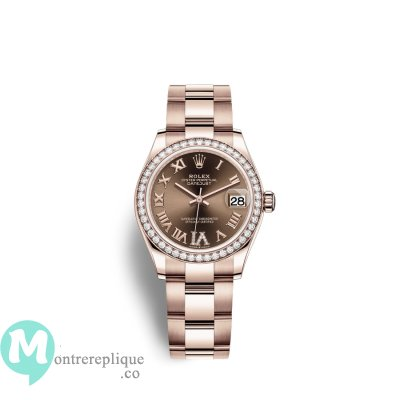 Réplique Montre Rolex Datejust 31 M278285RBR-0015