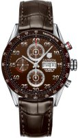 Tag Heuer Carrera Calibre 16 Day-Date Chronographe Automatique 43mm CV2A12.FC6236