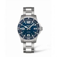 Longines Hydroconquest Automatique 39 Bleu L3.641.4.96.6