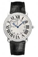 Cartier Ronde Louis Homme Replique Montre WR007002