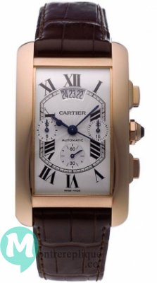 Cartier Tank Americaine Homme Replique Montre W2610751
