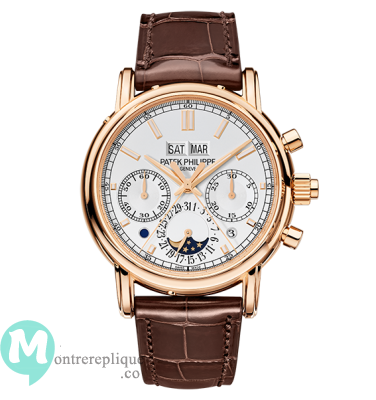 Patek Philippe Perpetual Calendar 5204R-001 Split-Seconds Chronographe Hommes
