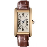 Cartier Tank Americaine Large Or rose W2609156