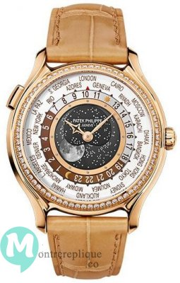 Patek Philippe 175th Anniversary World Time Moon 7175R-001