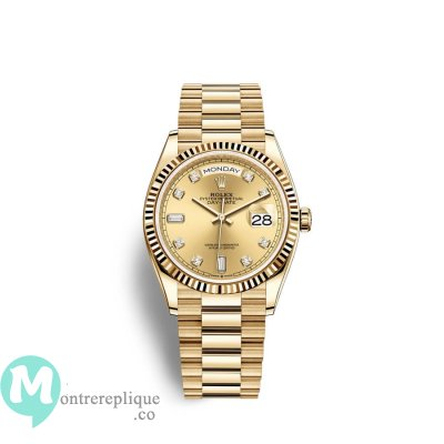 Copie Montre Rolex Day-Date 36 M128238-0008