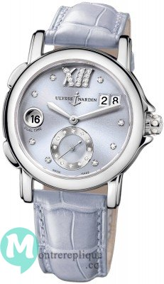 Ulysse Nardin Dual Time Dame Small Second 243-22/30-07