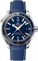 Omega Seamaster Planet Ocean 600 M Omega Co-axial GMT 43.5 mm 232.32.44.22.03.001