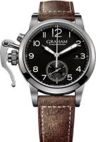 Graham Chronofighter 1695 Acier Homme 2CXAS.B01A