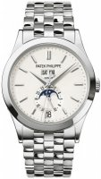 Patek Philippe Complications Annual Calendrier Blanc Or 5396/1G-010