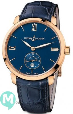 Ulysse Nardin Classico Manufacture Small Second 3206-136-2/33