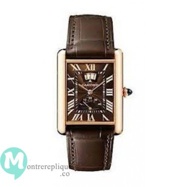 Cartier Tank Louis Cartier Extra Large Or rose W1560002