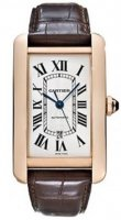 Cartier Tank Americaine XL Or rose W2609856