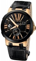 Ulysse Nardin Executive Dual Time 43mm Hommes 246-00/42