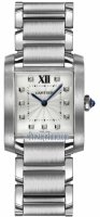 Cartier Tank Francaise Replique Montre WE110007