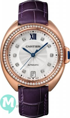 Cle de Cartier Replique Montre WJCL0039