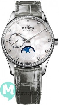 Zenith Elite Ultra Thin Femme Moonphase 33mm 16.2310.692/81.c706