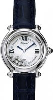 Chopard Happy Sport Round 7 Diamants 278238-3006