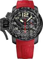 Graham Chronofighter Oversize Superlight Homme 2CCBK.B11A.K95N