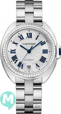 Cle de Cartier Replique Montre WJCL0007