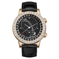 Patek Philippe Grand Complications 6104R-001 Celestial Or rose/Noir