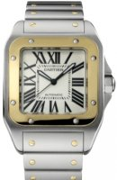 Cartier Santos 100 Homme Replique Montre W200728G
