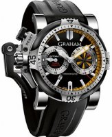 Graham Chronofighter Oversize Diver Turbo Tech Homme 2OVEV.B15A
