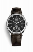 Réplique Montre Rolex Cellini Dual Time m50529-0010