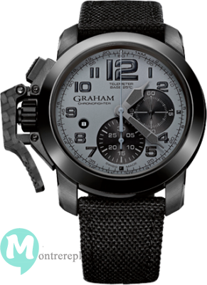 Graham Chronofighter Oversize Homme 2CCAU.S01A