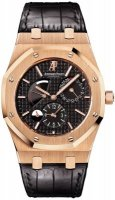 Audemars Piguet Royal Oak Dual Time Reserve de marche 26120OR.OO.D002CR.01