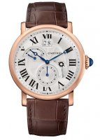 Rotonde de Cartier Second Time Day Zone/Nuit en or rose W1556240